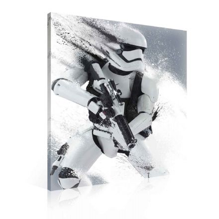 XXL Star Wars Stormtrooper Canvas Print 100x75cm